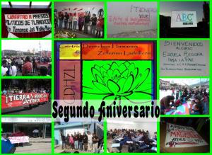 CDHZL segundo aniversario