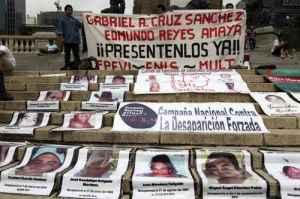 Crítica, la situación de México por las desapariciones forzadas: ONU