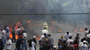 Detienen a ex policía acusado de tortura en Atenco / Tomada de Alfa Diario