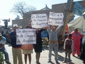 Crece tensión en Coyotepec, Estado de México / Foto: CDHZL