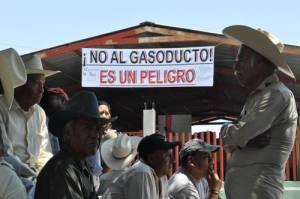 Moreno Valle amenaza a pobladores con usar fuerza militar si no acceden al despojo de sus tierras / Tomado de Revolución 3.0