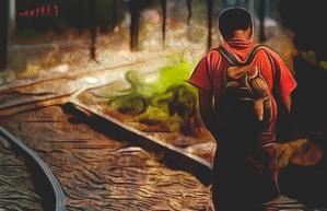 Obispos de México y Centroamérica realizan peregrinación por migranes / Imagen tomada de Revolución 3.0