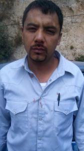 Francisco Nónigo. Delegado Indígena