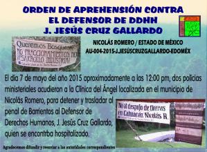 au cahuacan jesús cruz gallardo