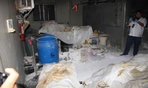 Crematorio abandonado en Acapulco FOTO: CUARTOSCURO.COM