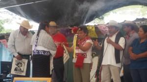 Consejo Supremo Indígena Otomí  / Foto: CDHZL