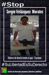 Sergio Velázquez Morales