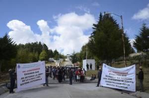 Detienen la ampliación del sistema Cutzamala / Foto MVT - La Jornada