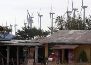 Consultarán a comunidad zapoteca de Juchitán sobre parque eólico / Foto: Francisco Olvera - La Jornada