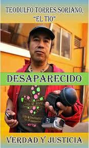 Familiares de El Tío demandan que el activista aparezca vivo / Imagen tomada de LA VOZ ANÁHUAC