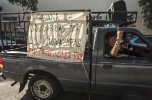 Correrá sangre en los Chimalapas si no paran invasiones: pobladores / Foto: Foto Diana Manzo. La Jornada