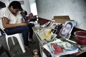Agentes, implicados en al menos 50 por ciento de los casos en el estado, dicen activistas / Foto Sergio Hernández - La Jornada