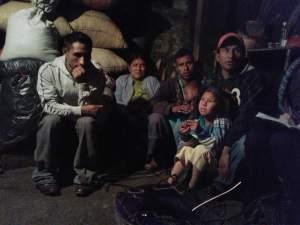 A más de 4 años, desplazados de Banavil mantienen la esperanza de retornar al verdadero hogar / Foto: Desinformemonos