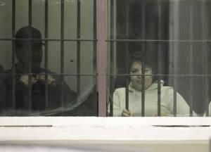 Por irregularidades, jueces ordenan reponer procesos contra Nestora Salgado / Foto: Yazmín Ortega Cortés - La Jornada