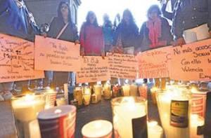 Recuerdan a 41 mujeres asesinadas en el Edomex / Foto: El Sol de Toluca