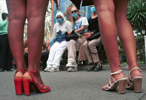 Trabajadoras sexuales denuncian discriminación de médico en Chiapas / Foto: Desinformemonos